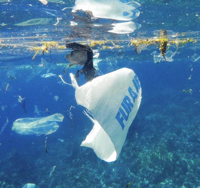 Plast i hav