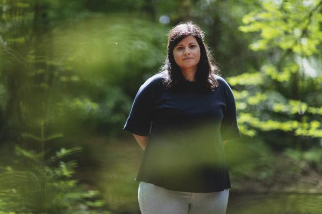 Generalsekretær i WWF Verdens naturfond Karoline Andaur.