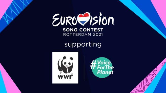 Logoer for WWF og Eurovision Song Contest
