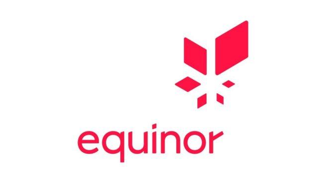 Equinors logo.